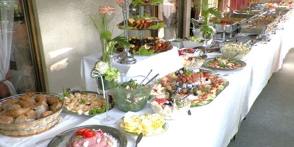 Catering vom Hotel Baggernpuhl in Nauen