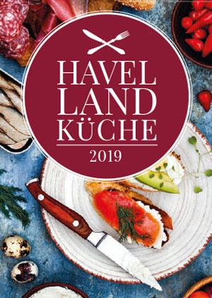 Havelland Küche im Hotel Baggernpuhl